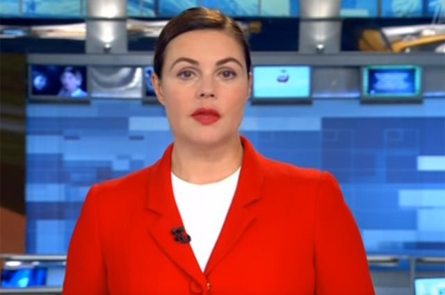 Андреева прокомментировала сообщения об уходе из программы «Время»