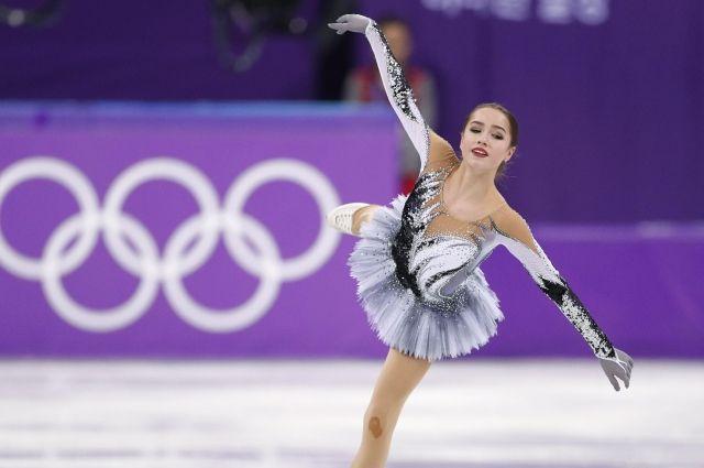 Фигуристка Загитова установила мировой рекорд в короткой программе на ОИ