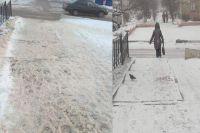 Как чистят снег в Белгороде: раздел «Было-стало» на специальном портале.
