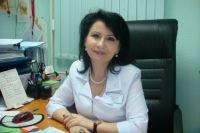 Врач-невролог окружного лечебно-реабилитационного центра Светлана Калинина
