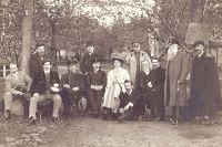 Малевич и курские художники. Курск. 1913 год.