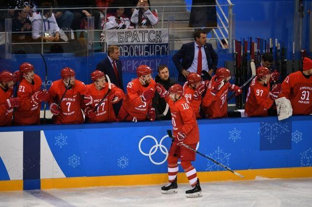 С кем сборная России сыграет в полуфинале Олимпиады?