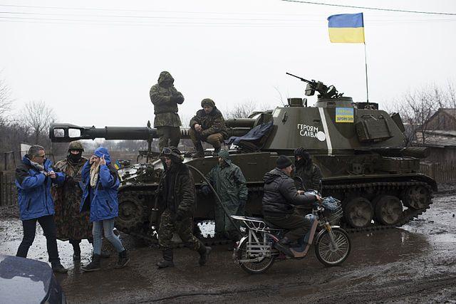 На Украине рассказали о самоубийствах среди силовиков