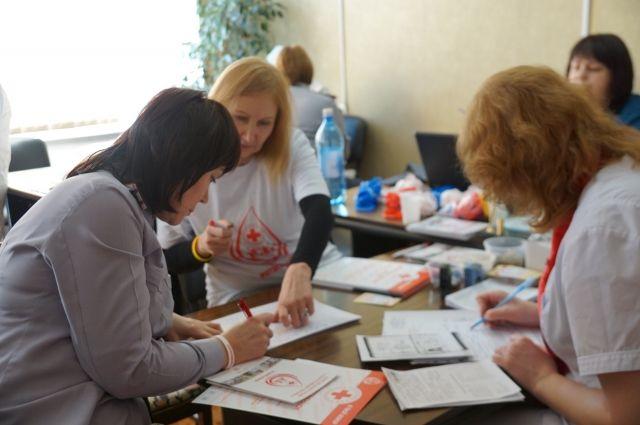 Все доноры получили благодарственные письма от Российского Красного Креста