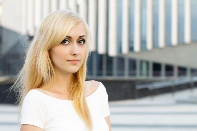 Анна Балашова принимает участие в конкурсе второй год подряд.