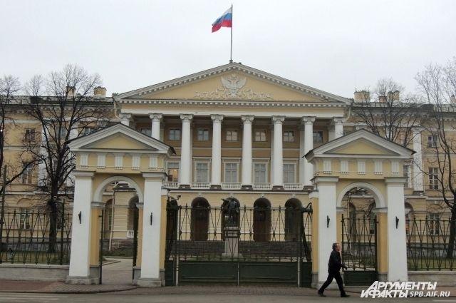 Назначен председатель комитета по финансовой политике Петербурга