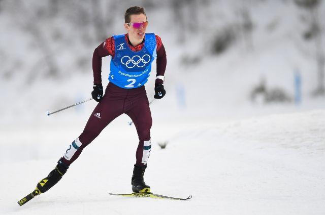 Российские лыжники вышли в финал командного спринта на Олимпиаде