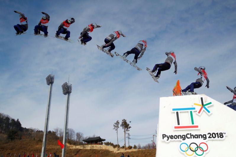 Мияби Оницука (Япония) — сноуборд.