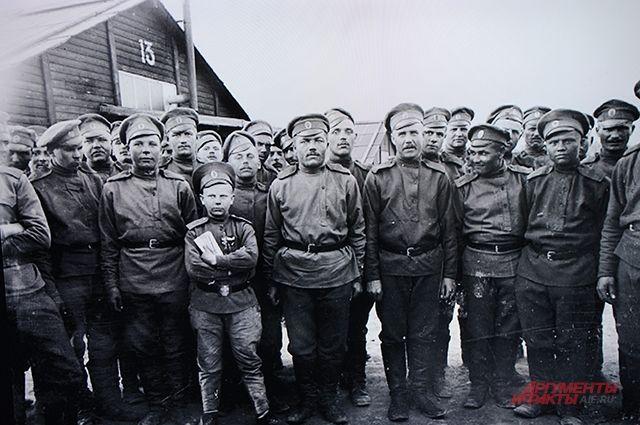 Русский Экспедиционный корпус. Фото: