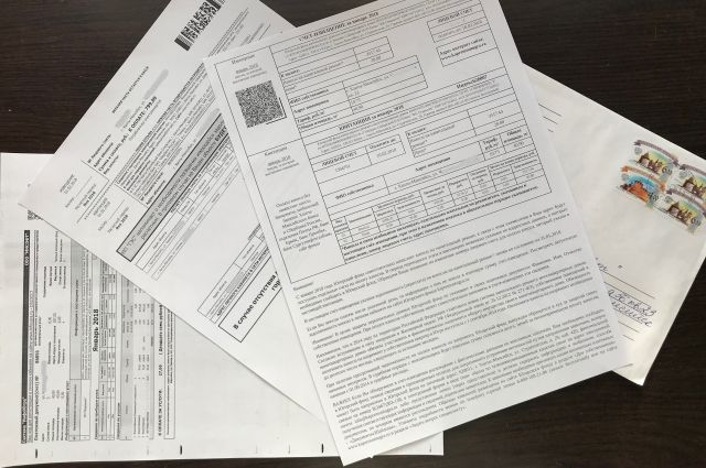 Долги за капремонт у некоторых югорчан достигли 40 000 рублей
