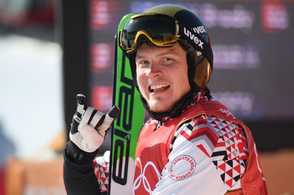 Фристайлист Сергей Ридзик выиграл бронзу на Олимпиаде в Пхенчхане в ски-кроссе.