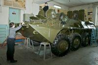 В ДОСААФ научат управлять бронетехникой.