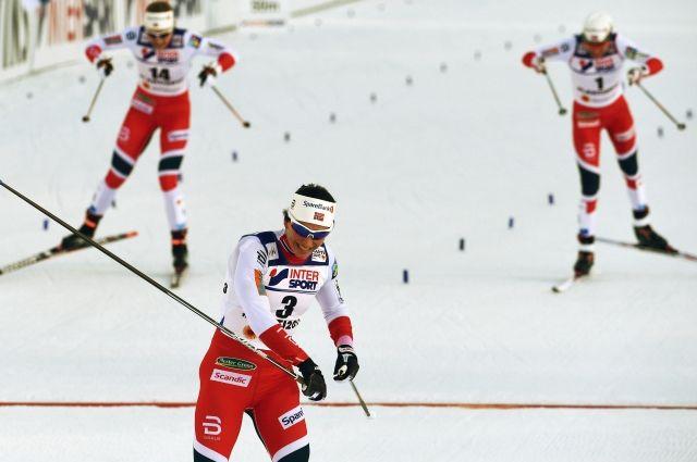 Лыжница Бьорген стала рекордсменкой по числу медалей на ОИ-2018