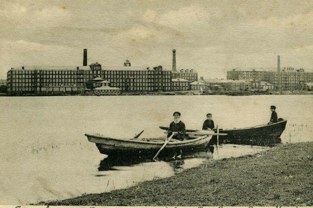 Ярославская Большая мануфактура стала промышленным центром города.