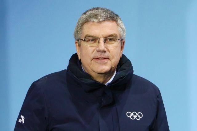 Inside the Games: МОК возвратит россиянам флаг после визита вежливости ассистента В. Путина