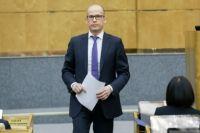 Бречалов выступил на парламентских слушаниях по развитию цифровой экономики в Госдуме.
