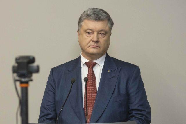 Порошенко поручил создать объединенный оперативный штаб по Донбассу