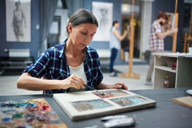 Контракт рисовальщика. Как работает лечение искусством и помогает ли оно