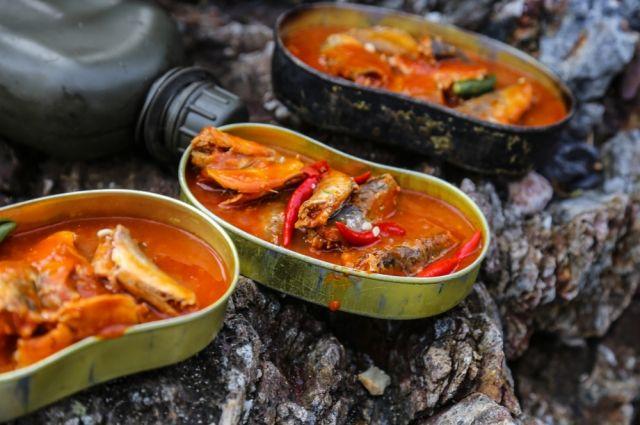Гуляш и гороховый суп. Готовим обед в армейском стиле