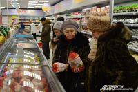 На гарантированную пенсию не разгуляешься... Один только продуктовый минимум обходится кузбассовцам в 3 557 рублей.