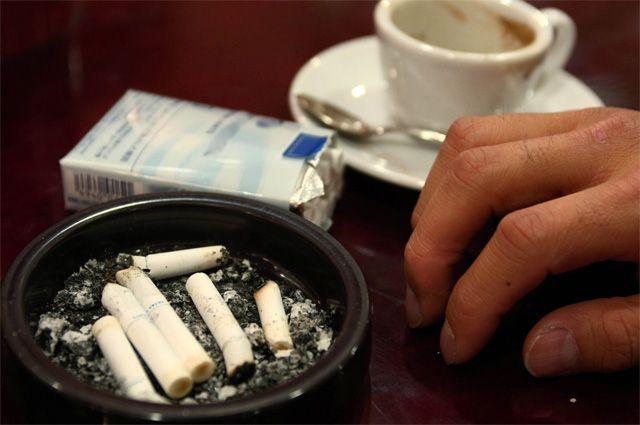 Вернут ли в точки общепита и аэропорты места для курения?