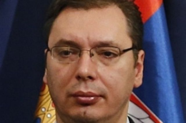 Президент Сербии рассказал о своем письме Путину