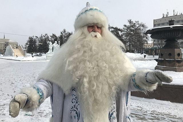Байкальский Дед Мороз: «Главные волшебники России соберутся на Байкале, чтобы проводить зиму».