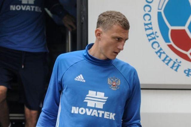 «Балтика» взяла варенду защитника «Тосно» Виталия Шахова