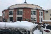 Здание цирка.