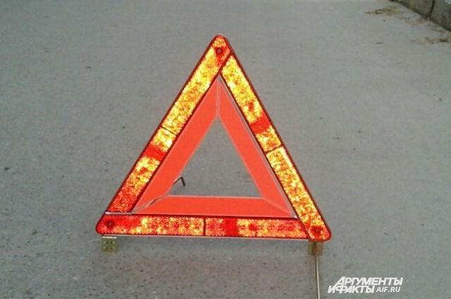 17 апреля прошлого года на дороге возле с. Кослан «Урал» столкнулся с пассажирским ПАЗом.