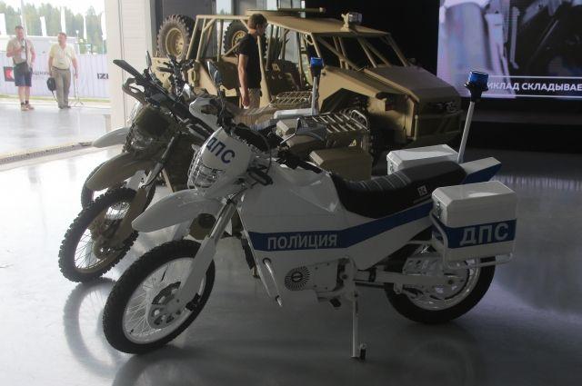 ВРостехе раскрыли сроки поставок электромотоциклов «Калашников» вВооруженные силыРФ