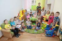 Группа барнаульского детского сада №12.