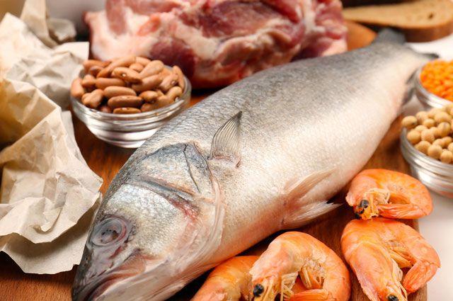 Пища защитников. Зависит ли сила мужчины от того, что он ест?