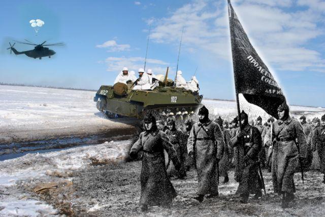 Многое изменилось в войсках за эти годы, но традиции живы.