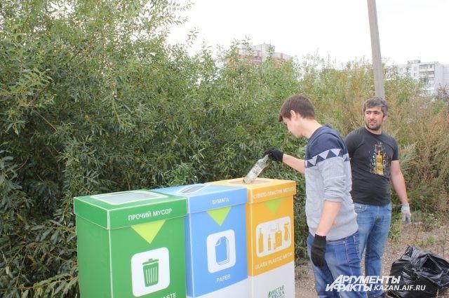 Депутаты Госдумы проверят реализацию норм закона о раздельном сборе мусора