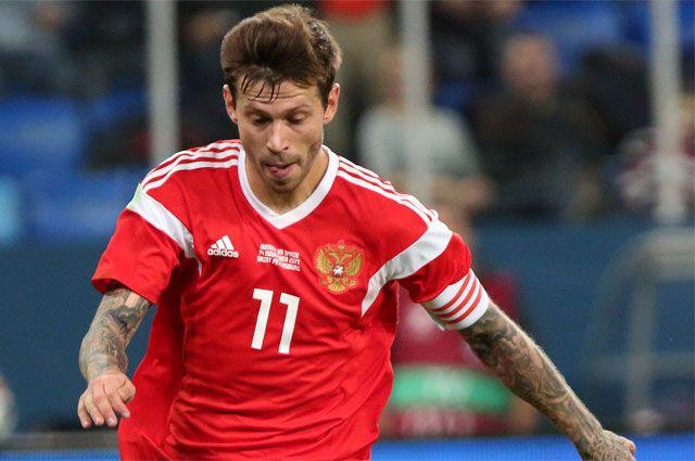 Футболист Смолов стал жертвой мошенников?