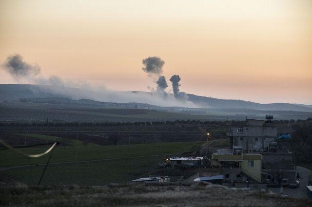 Афринский гамбит. Разразится ли война между Турцией и Сирией?