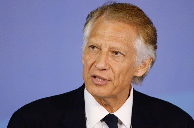 «Однополярный мир подходит к концу». Откровения экс-премьера Франции