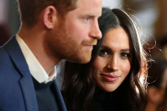 В Великобритании расследуют инцидент с письмом принцу Гарри