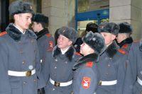 На встречу едут 20 кадет 8 – 10 классов Пермского кадетского корпуса