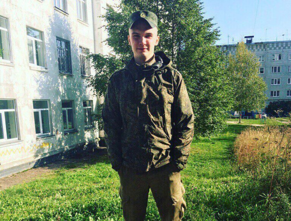 Никита Кузнецов, ОСНАЗ ГРУ