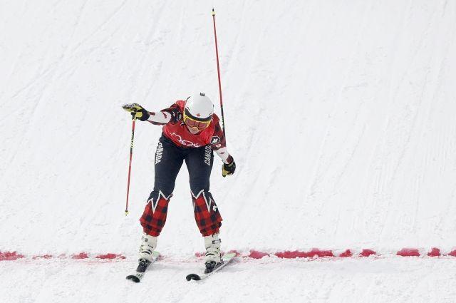 Фристайлистка Завадворская несмогла выйти вчетвертьфинал вски-кроссе