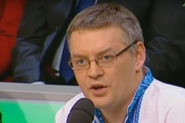 Украинский политолог прокомментировал драку с ведущим НТВ