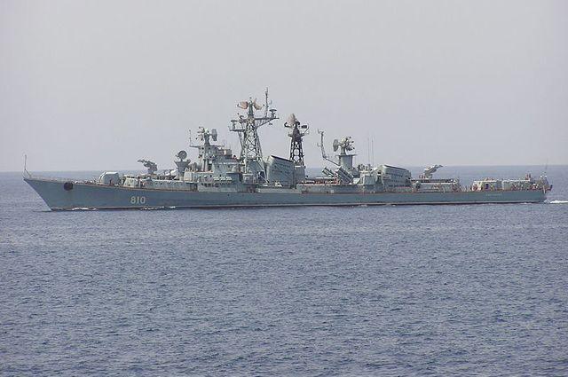 Боевой корабль СКР
