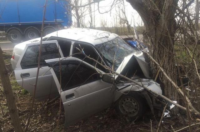 ДТП в Николаевской области: мужчина погиб, его жена и дочь – в больнице