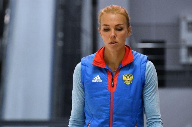 Бобслеистка Сергеева отказалась от вскрытия допинг-пробы «Б»