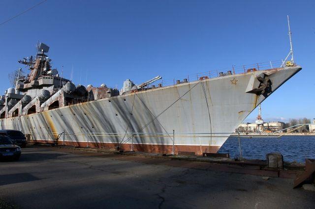 В государственной думе ответили наобвинения СБУ впопытке подрыва Россией крейсера «Украина»