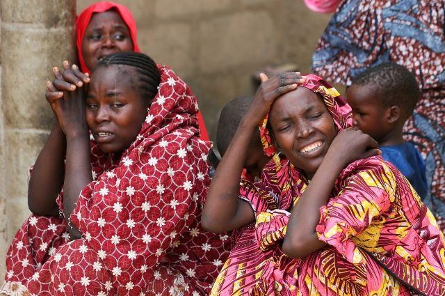 нигерия школьницы