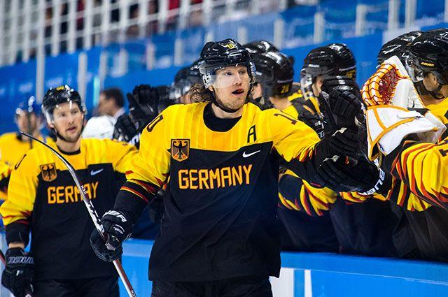 Защитник сборной Германии Кристиан Эрхофф.