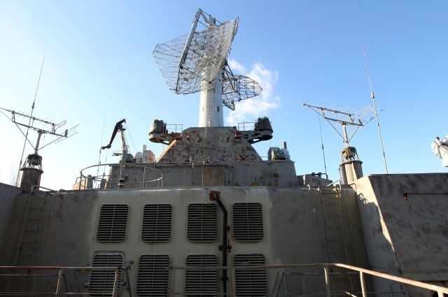В ГД заявление СБУ о попытке взрыва крейсера «Украина» считают провокацией